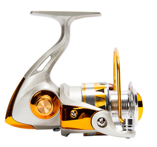 Fishing Gear Light Weight Ultra Smooth Spinning Reels