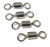 Fishing Swivel Black Nickle Rolling Swivel Fishing Hook Line Connector Fishing Tackle Accessories