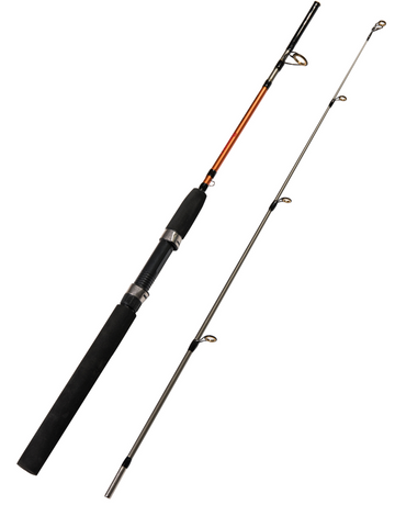 Jigging Rod Spinning Fishing Rod Saltwater Deep Sea Boat Fishing Rod