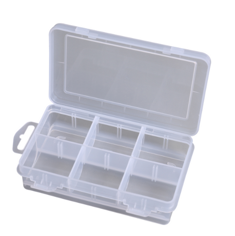 Transparent Plastic Box