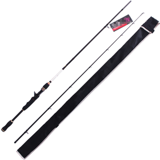 2.13M High Quality Carbon Casting Fishing Rod - 2Pcs