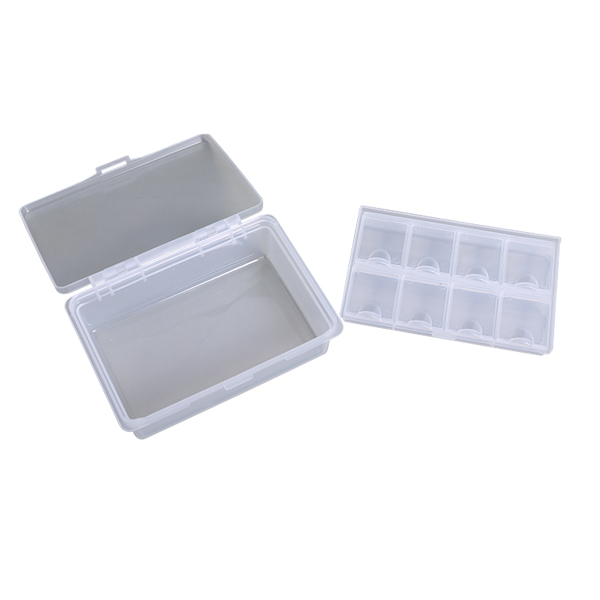 Multi-Functional Plastic Shell Series Lightweight Container Box