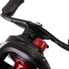 1PC Blue/Red Baitcasting Reels High Speed Gear Ratio Fishing Reel